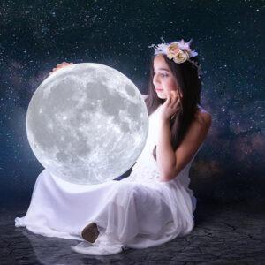 צילום בסטודיו ירח