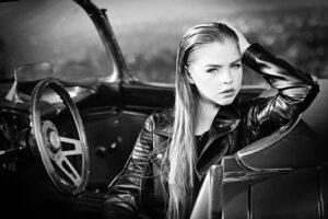 צילום לבת מצווה ברכב ישן