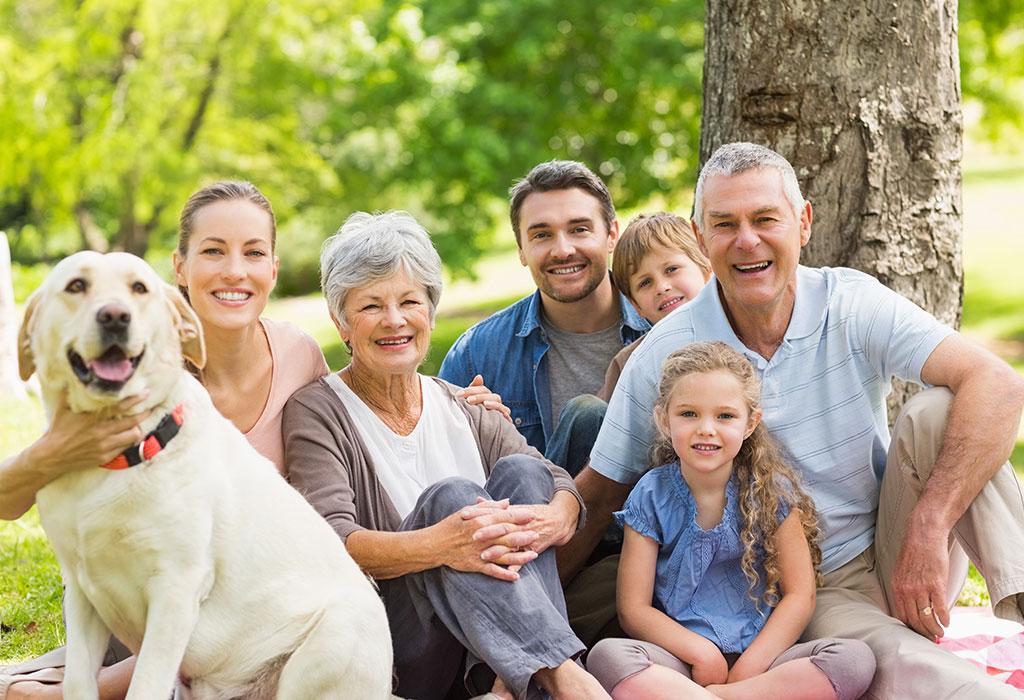 צילומי משפחה עם רגש